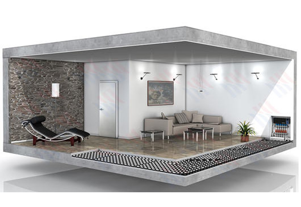 辐射冷系统(迪莫、特灵、开利品牌可选)插图(1)